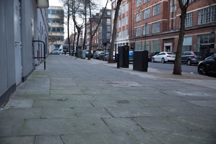 Great Titchfield St Before